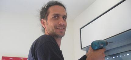 שמואל תיקון תריסים חשמליים -אשמח לפתור לכם כל בעיות תריסים